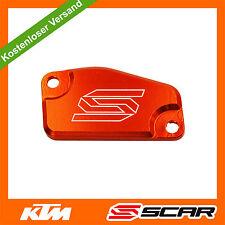 Kupplungszylinder deckel VORNE ORANGE KTM 65 85 105 SX FREERIDE SCAR