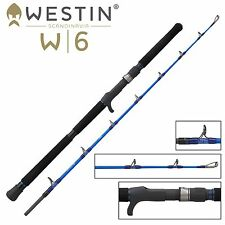 Westin W6 Jigging-T M 155cm 250-400g - Jigging Angelrute zum Meeresangeln