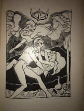 """Against The Grain"" 1931 J. K. Huysmans- Illustrated"
