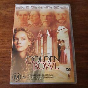 Golden Bowl Uma Thurman DVD R4 Like New! FREE POST
