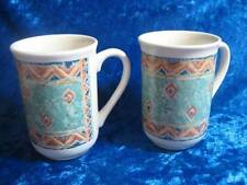 Unboxed British Staffordshire Pottery Mugs