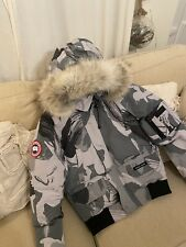 Canada Goose chilliwack Grey Camouflage XS