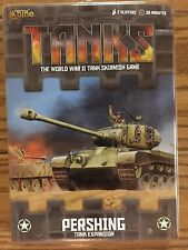 TANKS: US Pershing & Super Pershing Tank Expansion