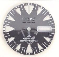 SEIKO MONSTER AUTOMATIC DIVER'S 200M BLACK DIAL SRP307 4R36 01J0 ORIGINAL SRP309