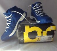 Adidas Crazy Explosive 2017 Mens Basketball Shoes U.S. 6 Blue Silver White NEW