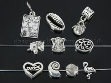 Tibetan Silver Connector Metal Spacer Charm Beads Jewelry Design Findings #1