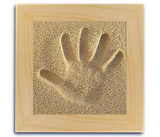 Sandmemorie Hand-Set con telaio in legno