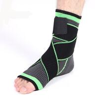 Compression Foot Sleeve Support Compressor For Heel Arch Ankle Sport Socks Brace