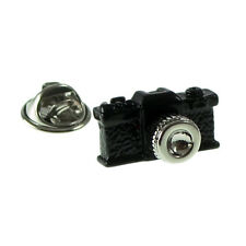 Black Camera Photographers Lapel Pin Badge X2AJTP649