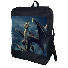 Dragon Mythical Backpack School Bag Travel Daypack Personalised Backpack