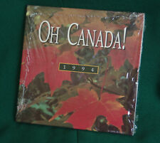 1994 Canada Oh Canada set - 6 perfect coins in original packaging A1 coins!