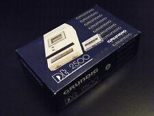 Grundig Stenorette dt2500 DT 2500 Dictáfono dispositivo de reproducción 90