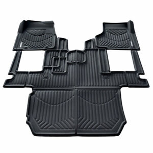 Freightliner Cascadia Precision Fit Floor Mat With Cut Out By Redline