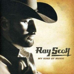 Ray Scott - My Kind Of Music (NEW CD)