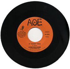 "Lynn Williams & the rising sun ""It Takes Two"" Monster Deep FUNK LISTEN!"