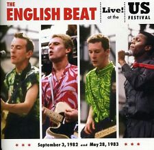 Live At The Us Festival '82 & '83 - English Beat (2012, CD NIEUW)