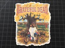 GDM GDP Grateful Dead FATHER TIME OAK TREE HQ window sticker R. Biffle1995
