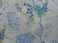 Designers Guild Fabric KIMONO BLOSSOM Delft 3.2 METRES (320cm) 100% Cotton