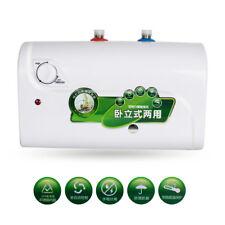 ☆ Carejoy 1500W 8L Mini Tank Electric Kitchen Bathroom Hot Water Heater Set