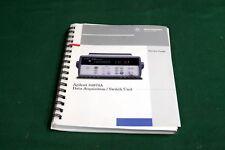 Hp 34970A Service Guide