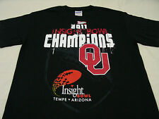 OKLAHOMA SOONERS - INSIGHT BOWL - T SHIRT! (ADULT SMALL, FITS LIKE YOUTH LARGE)