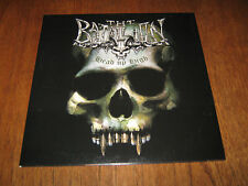 "THE BATALLION ""Head Up High"" LP borknagar taake old funeral"