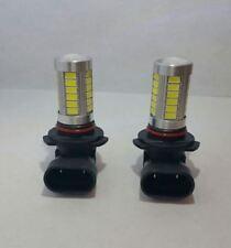 2x Super White H10 9005 9140 9145 9040 9045 LED Fog Driving Light Bulbs + FREE