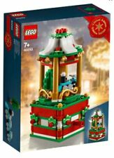LEGO Creator 40293 Weihnachtskarussell exklusiv  NEU OVP MISB
