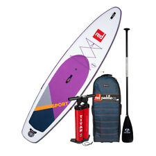 """2020 SPORT 11'3"""" LE Red Paddle Co Inflatable SUP  Board -Free $199 Carbon Paddle"""