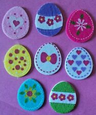 Craft Pack of 8 Brightly Coloured 3D Seaside Embellishments Toppers Free UK P/&P