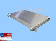 1U DIY All Aluminum Par Metal Rackmount Chassis Enclosur 14-19101N EMI/RF Sheild