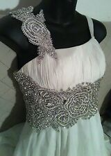 Unique! Sherri Hill Long Evening Dress Gown size 4 for a great price