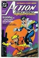 ACTION COMICS #618, VF/NM, Superman, Green Lantern,1938