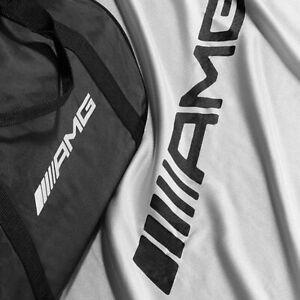 2001-2010 MERCEDES BENZ SL CLASS R230 OEM AMG INDOOR CAR COVER