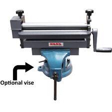 Kaka 300mm x1mm SJ-300 Sheet Metal Slip Roller & Ring Roller Rolls Machine
