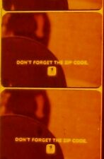 DON'T FORGET THE ZIP CODE ALAN FUNT COMMERCIAL 16MM WARM COLOR  FILM  NO REEL B2