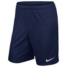 Nike Park Knit Mens Shorts Football Training Gym Running Dri Fit Sports Size