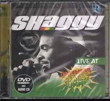 Shaggy CD + DVD Live At Chiemsee Reggae Summer Nuovo Sigillato 5060117600598