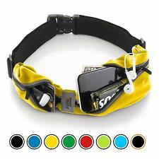 Sport2People Running Belt iPhone Pouch for Jogging, Walking, Fitness - Race Num