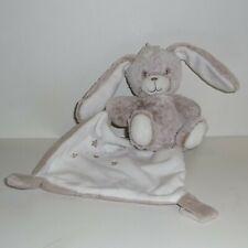 Doudou Lapin Tex - Collection Mon doudou - Neuf