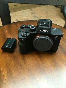 Sony Alpha a7S III 12.1MP Mirrorless Interchangeable Lens Camera
