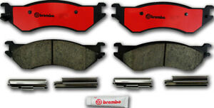 Disc Brake Pad Set-Brembo Front WD Express 520 07020 253