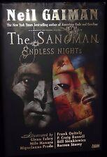 Neil Gaiman The Sandman Endless Nights DC Comics Hardcover Graphic Novel New