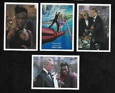 James Bond Archives Final Edition A VIEW TO A KILL Throwback Card # 12