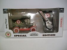 NIB 1:24 Collector Series 1912 Ford Model T Delivery Car Diecast Bank By GearBox