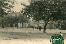 Carte VAISON LA ROMAINE Place du Marché
