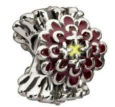 Chamilia Blooming ZINNIA Charm 2020-0652 rrp £ 40