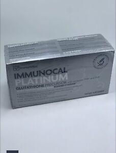 Immunocal Platinum Immunotec New Sealed