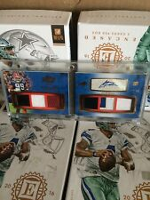 2011 Topps Prime Marcell Dareus /10 Rookie Auto Patch Booklet Alabama Jaguars RC