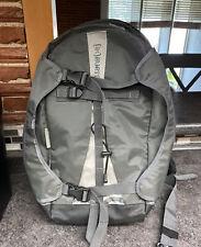 Burton AK 15L Backpack Snowboarding Grey Ski Bag  Hiking Nylon Ripstop Straps